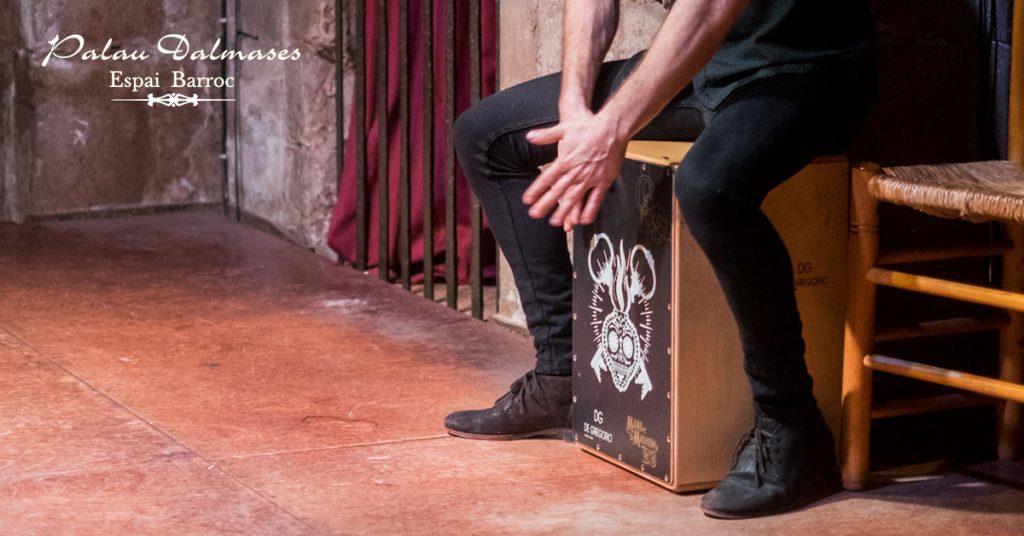 cajon flamenco